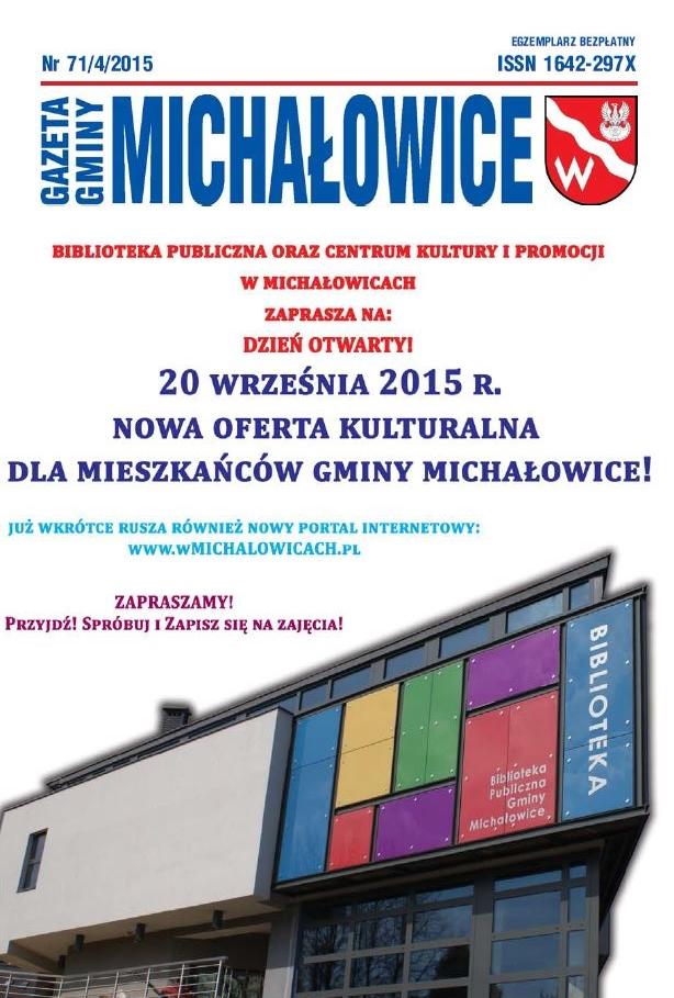 Gazeta Gminy Michałowice
